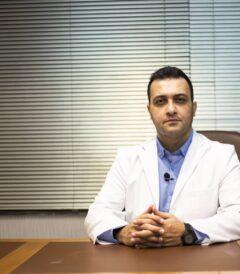 دکتر محسن احدی